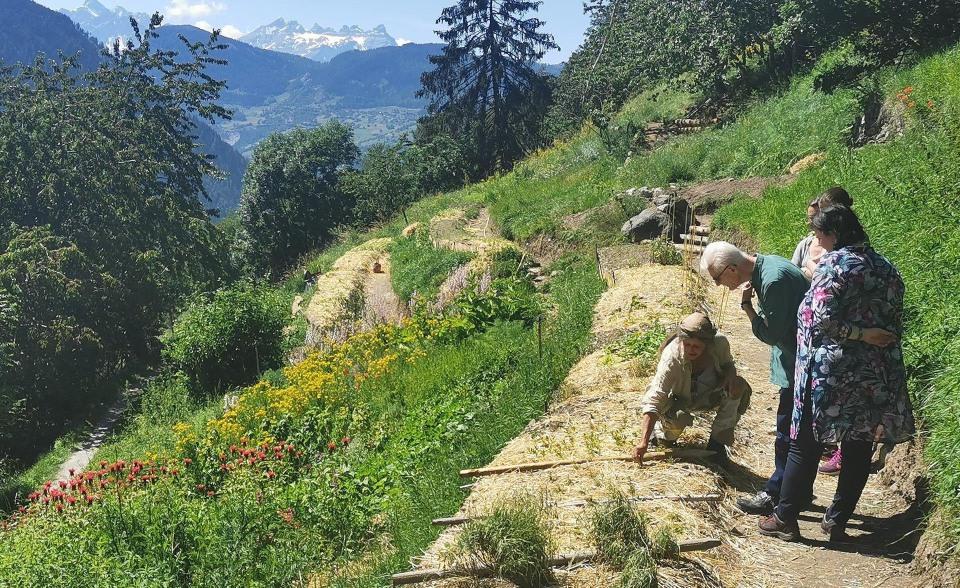 Il turismo secondo Slow Food: al via due nuovi itinerari nel Canton Vallese