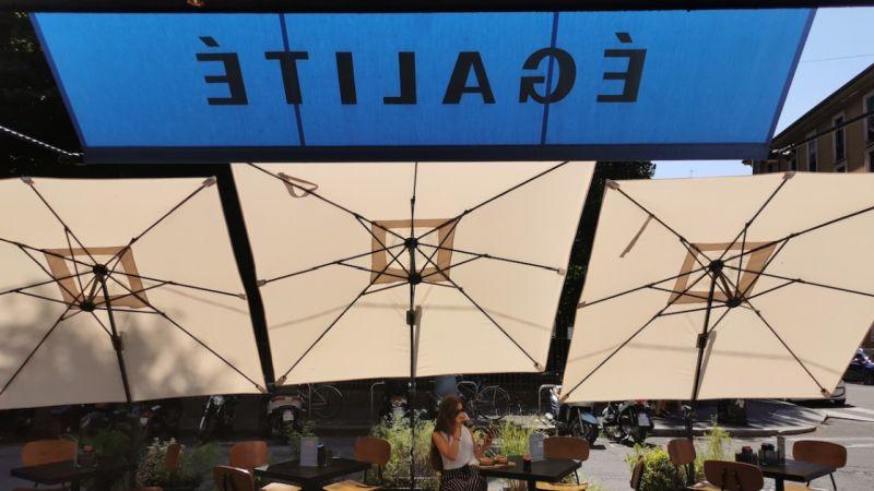 Égalité porta a Milano quiches e torte salate francesi
