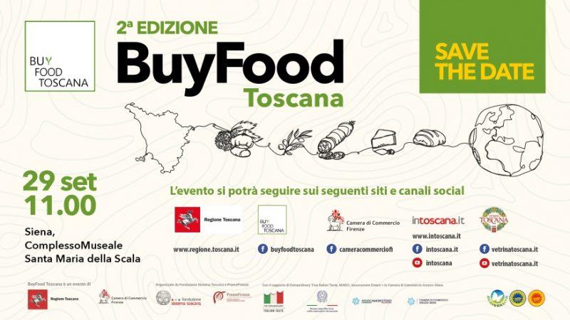 Al via buyfood Toscana 2020
