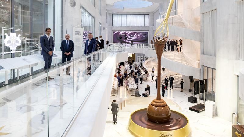 Lindt Home of Chocolate: un viaggio alla scoperta del cioccolato vicino Zurigo