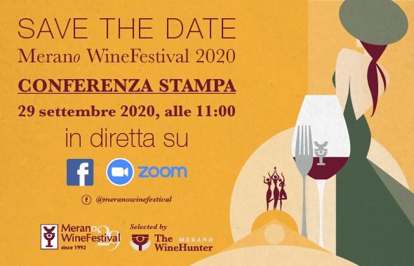 A Merano  dal 6 al 10 novembre il WineFestival 2020