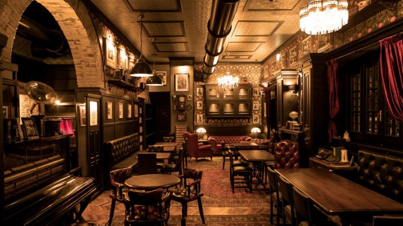 Nuovo Whisky & Cask bar a Roma: apre Treefolk's Public House
