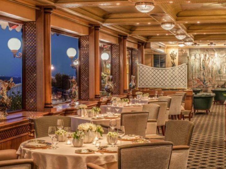 Rome Cavalieri: Staycation Stellata con cena da Heinz Beck