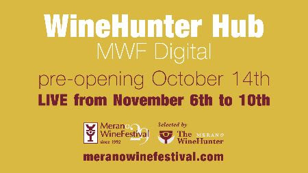 Merano WineFestival presenta la piattaforma WineHunter Hub