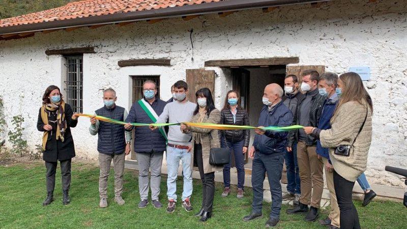 Inaugurata Rebecco Farm, svilupperà la cultura rurale della Valle Trompia