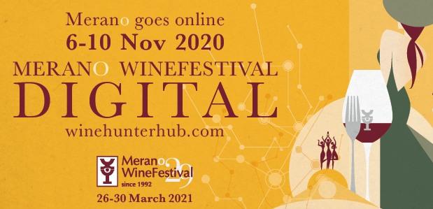 Merano WineFestival lancia l'edizione digital