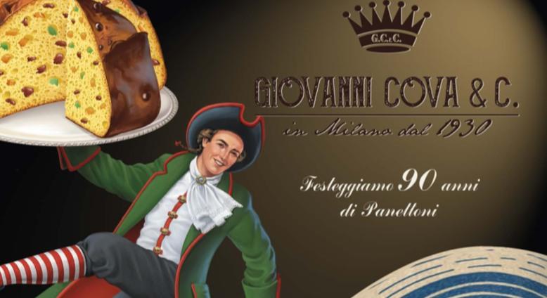 Il panettone di Milano: Giovanni Cova & C. compie 90 anni