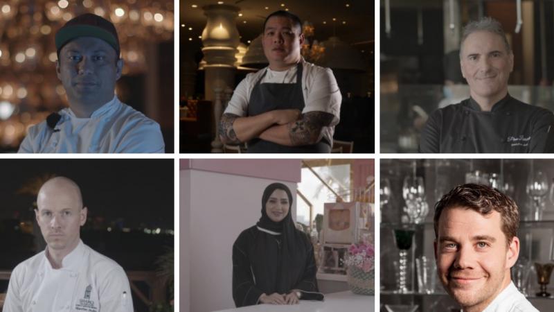 """Qatar: in mostra la ricchezza gastronomica con la web serie """"Chefs of Qatar"""""""
