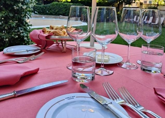 Debutta a Firenze l'Harry's bar the garden