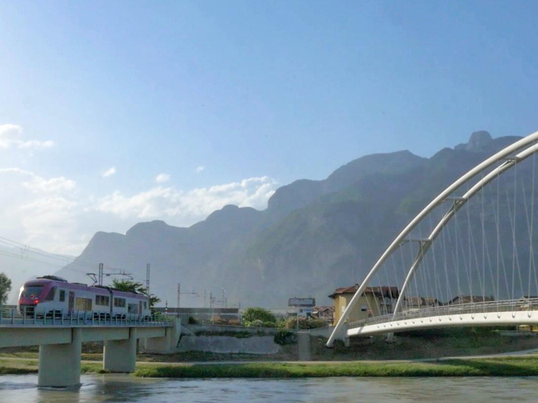 Taste&Train, i sapori del Trentino in video