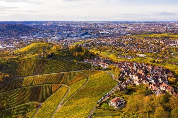 Immagine: Panorama Rotenberg, crediti foto@Werner Dieterich