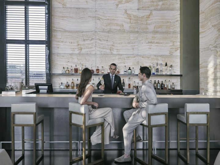 Milano Skyline Collection: la nuova carta Cocktail di Armani/Bamboo Bar